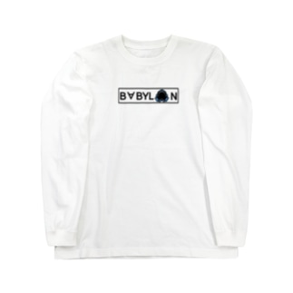 BABYLON Long sleeve T-shirts