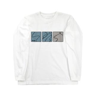 シュプール■■⬜︎(ロングスリーブTシャツ) Long sleeve T-shirts