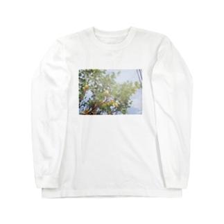あの日のレモン Long sleeve T-shirts