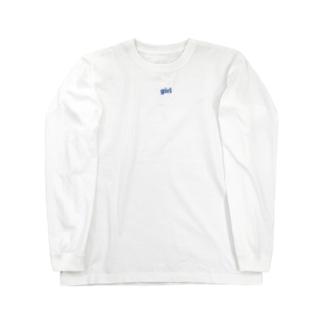 胸に女の子背中に男の子T Long sleeve T-shirts