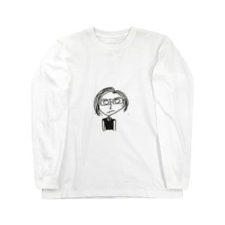 みかみさん Long sleeve T-shirts