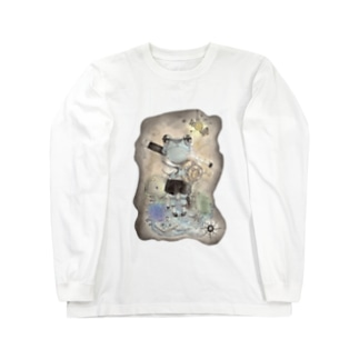 涙飛行 Long sleeve T-shirts