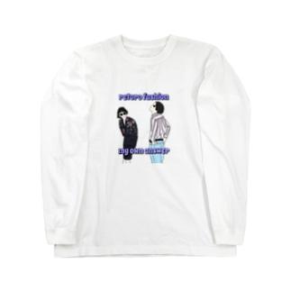retoro Long sleeve T-shirts