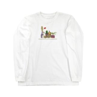 【 超こうくん 】 500円寄付アイテム / You Are Heroes Long sleeve T-shirts