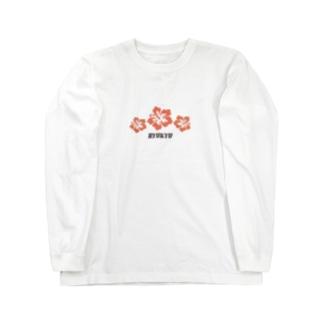 Ryukyu island 🌴  Long sleeve T-shirts