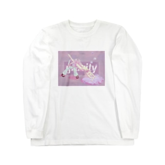 gravity Long sleeve T-shirts