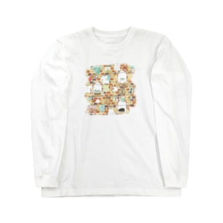 ひなたぼっこ Long sleeve T-shirts
