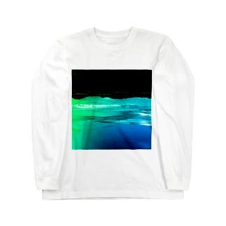 禁断の惑星 Long sleeve T-shirts