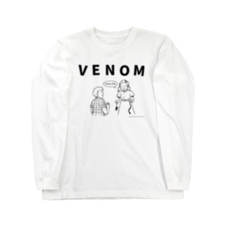 VENOM GIRL Long sleeve T-shirts