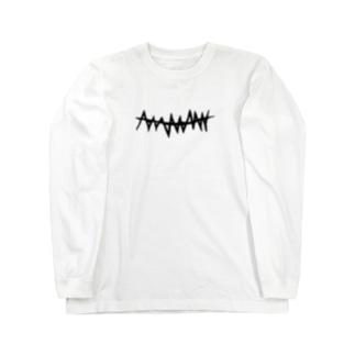 スケアクロウ/bk Long Sleeve T-Shirt
