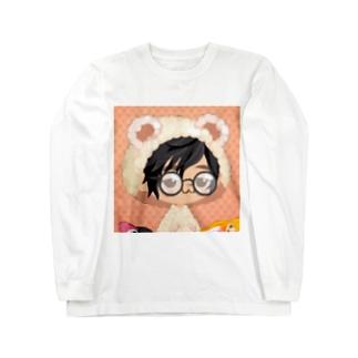きょっくてぃよ Long sleeve T-shirts