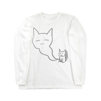 くはっ Long sleeve T-shirts