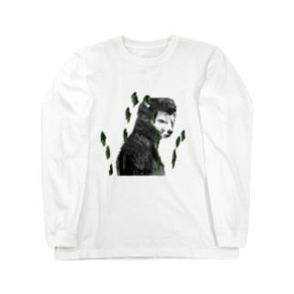 ヘンテコオフィシャルT Long sleeve T-shirts