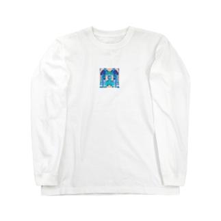 おらちんの奇妙な冒険〜フィリピンのジョリビーはクソまずい〜 Long sleeve T-shirts
