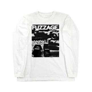 FUZZAGE. No.14 Long sleeve T-shirts