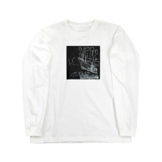 西岡弘治×ASITA_PRODCTS Long sleeve T-shirts