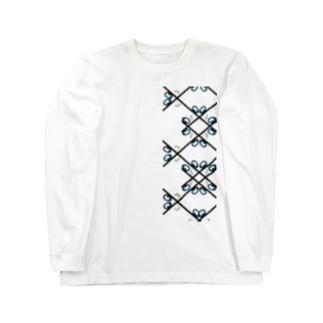 景色の宝石 Long sleeve T-shirts