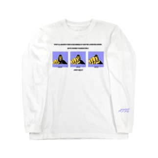 AFFE PUNCH Long sleeve T-shirts