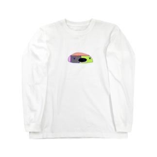 ぐりおう Long sleeve T-shirts