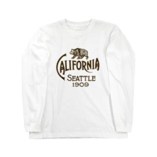 Alaska Yukon Pacific Exposition_BRW Long sleeve T-shirts