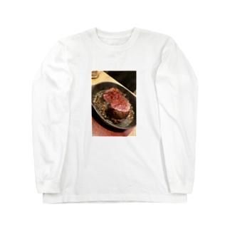 サガリ Long sleeve T-shirts