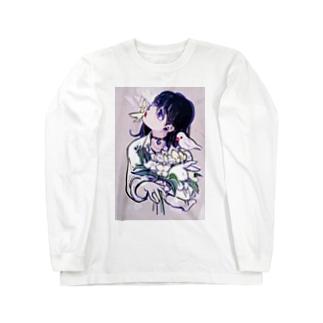 ルル Long sleeve T-shirts