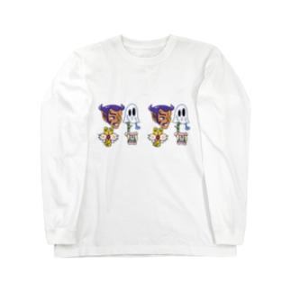 まちがいさがし② Long sleeve T-shirts