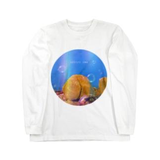 国東おしり岩 Long sleeve T-shirts