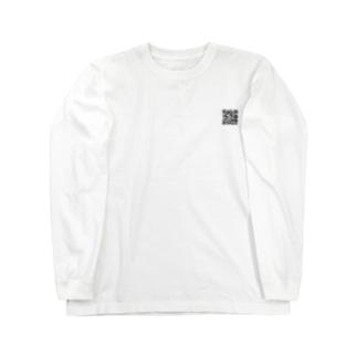 QR Long sleeve T-shirts