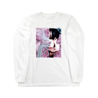 エーーメン Long sleeve T-shirts