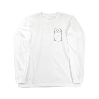 しらくま Long sleeve T-shirts
