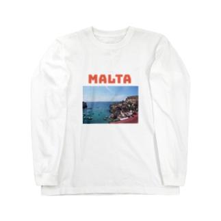 Malta Long sleeve T-shirts