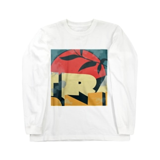 Rising Sun 'R' Long sleeve T-shirts