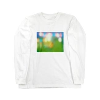 祭りのあと Long sleeve T-shirts