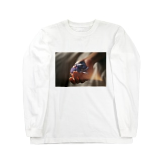 はるひ Long sleeve T-shirts