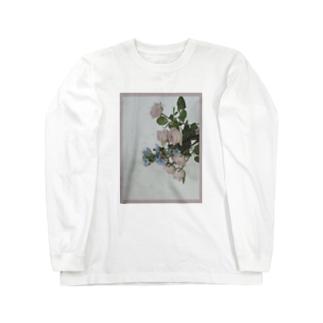 淡暖 Long sleeve T-shirts