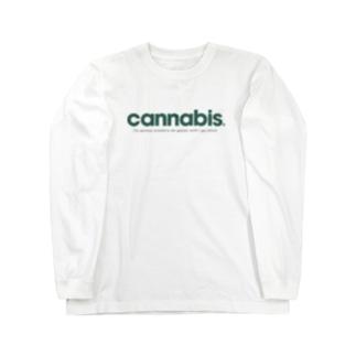 カンナビス Long Sleeve T-Shirt
