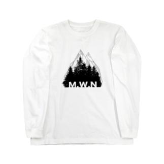 M.W.N Long sleeve T-shirts