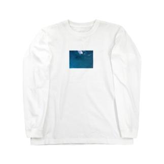 あの娘と崇敬 Long sleeve T-shirts