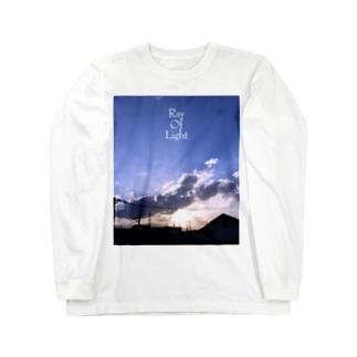 Ray Of Light Long sleeve T-shirts