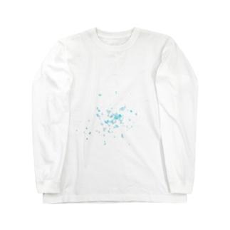 かけら Long sleeve T-shirts