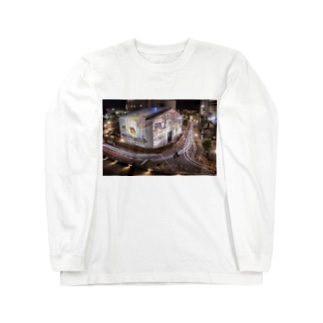 道後温泉 Long sleeve T-shirts