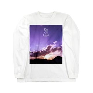 Ray Of Light-2 Long sleeve T-shirts