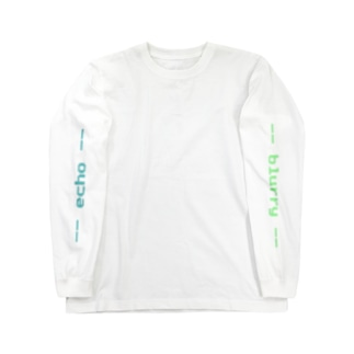 音が Long sleeve T-shirts