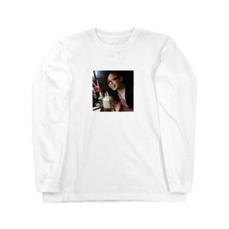 たまちゃん Long sleeve T-shirts