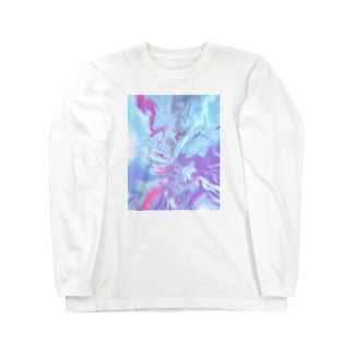 SPACE-TIME TRAVELER Long sleeve T-shirts