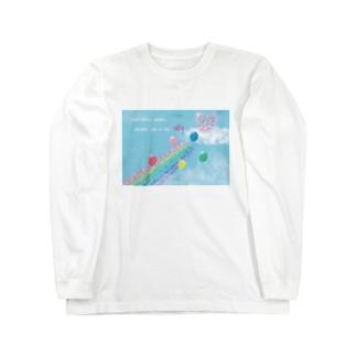 願いはひとつへ Long sleeve T-shirts