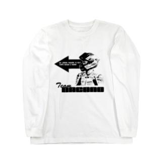 前向き櫻山 Long sleeve T-shirts