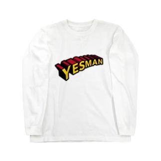 YESMAN イエスマン Long Sleeve T-Shirt