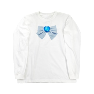 少女戦士コスチューム Long sleeve T-shirts